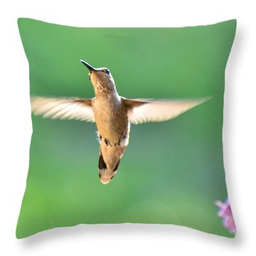 Free To Dance Throw Pillow