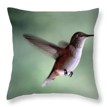 Freedom - Pillow Format Throw Pillow