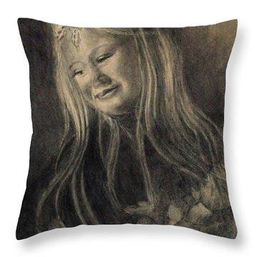 Freya Throw Pillow