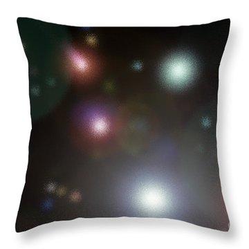 Friar's Lantern  Throw Pillow by Lali Kacharava