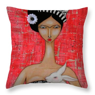 Frida Throw Pillows