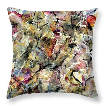 From Dawn To Dusk Throw Pillow