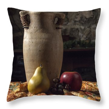 From Days Past Throw Pillow