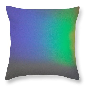 From One Throw Pillow by First Star Art