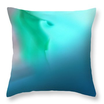 From The Light Throw Pillow