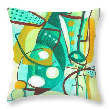 From Within #16 Throw Pillow