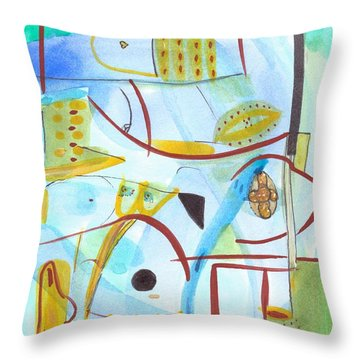 From Within 2 Throw Pillow