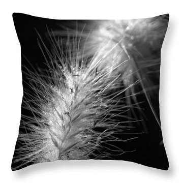 Front To Back Throw Pillow