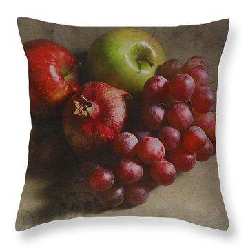 Fruition Throw Pillow