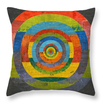 Full Circle 2.0 Throw Pillow