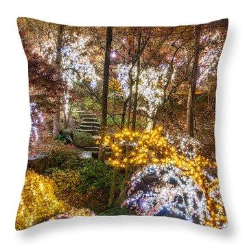 Golden Valley - Full Height Throw Pillow