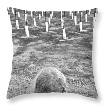 Future Vintner Throw Pillow by Suzanne Oesterling