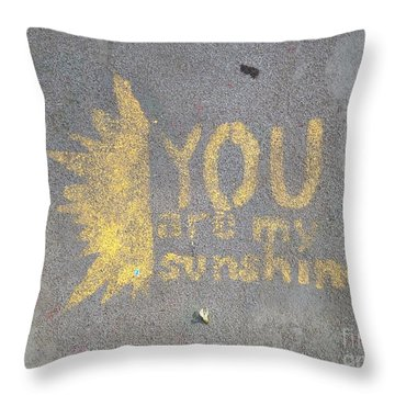 Gabi Throw Pillow