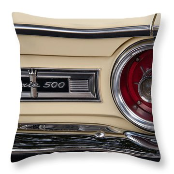Galaxie 500 Throw Pillow