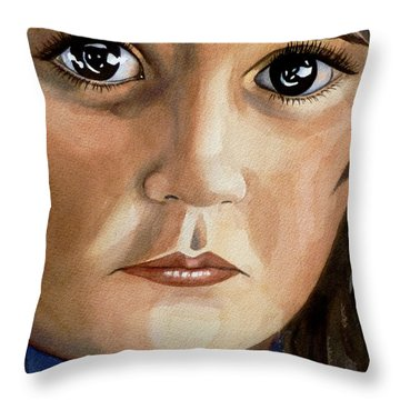 Galina Throw Pillow