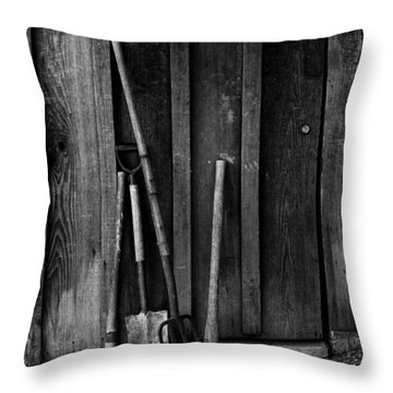 Gapo's Tools Throw Pillow