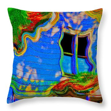 Gardener Wanted Throw Pillow