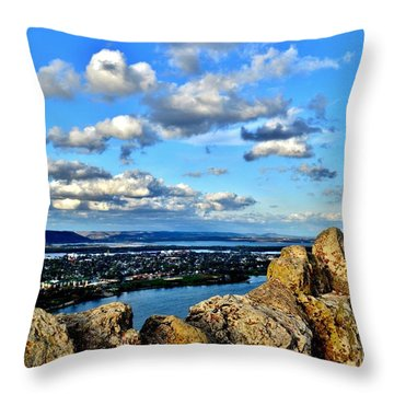 Garvin Heights Throw Pillow