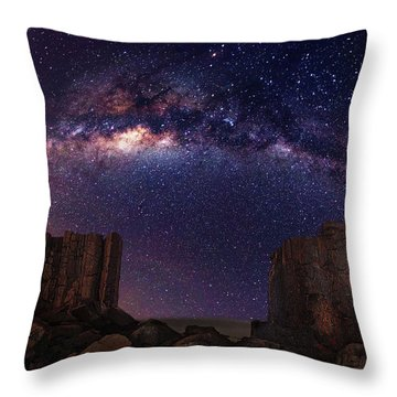 Plateau Throw Pillows