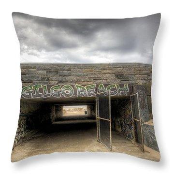Gates To Euphoria Throw Pillow