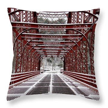 Gateway Throw Pillow