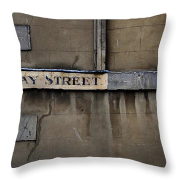 Gay Street Denise Dube Throw Pillow