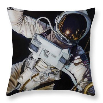 Skeptic Throw Pillows