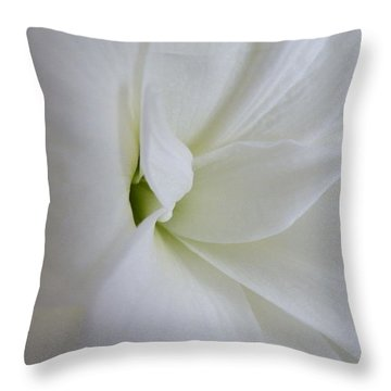 Throw Pillow featuring the photograph Genesis by Brian Boyle