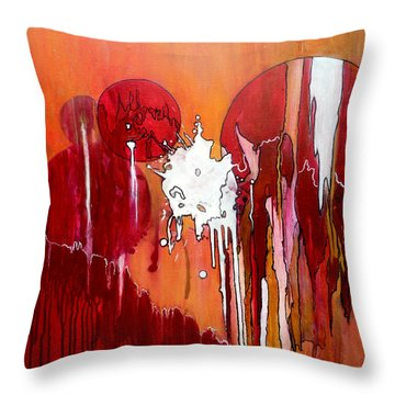 Genesis - Love At First Sight Throw Pillow