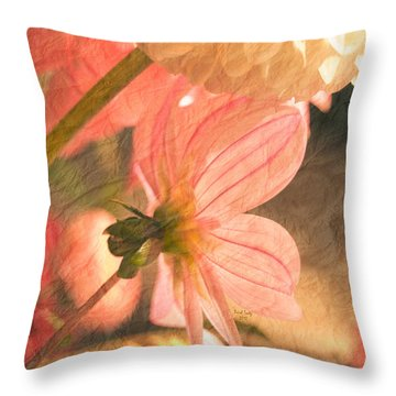 Gentleness Throw Pillow