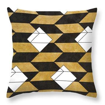 Geo Pattern II Throw Pillow