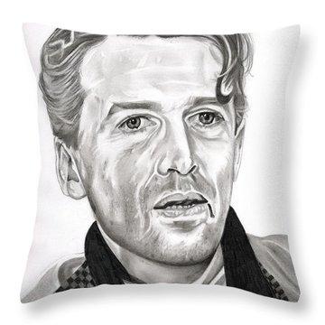 George Bailey Throw Pillow