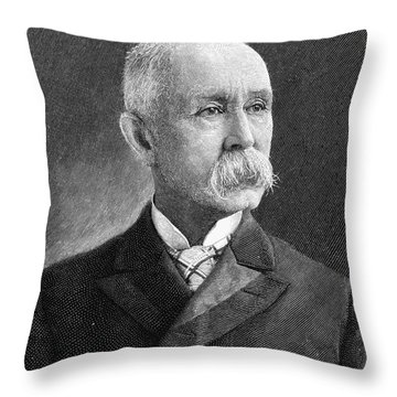 George Miller Sternberg Throw Pillow by Granger
