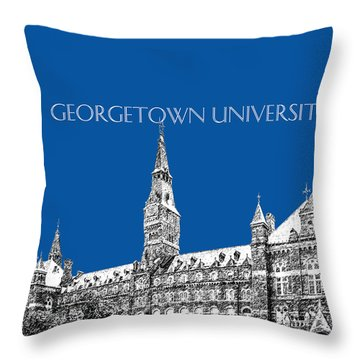 Georgetown Throw Pillows