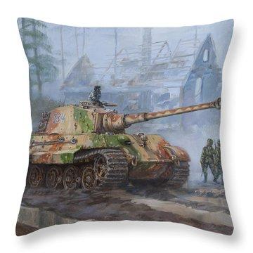 Luftwaffe Throw Pillows