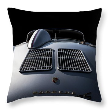 Giant Killer Throw Pillow