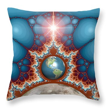 Gift From God Throw Pillow by Phil Perkins
