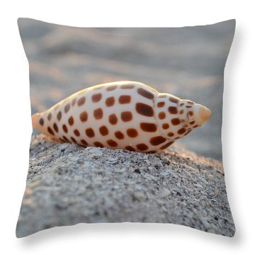 Gift From The Sea Throw Pillow