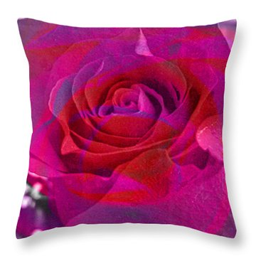 Gift Of The Heart Throw Pillow