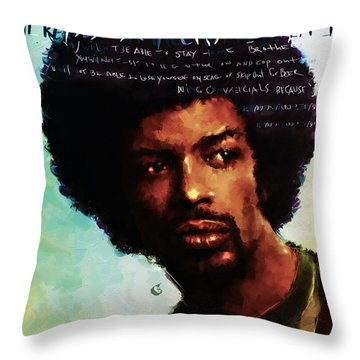 Gil Throw Pillow