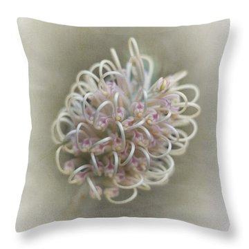 Gillian Throw Pillow by Elaine Teague