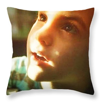 Giordano Throw Pillow by Beth Williams