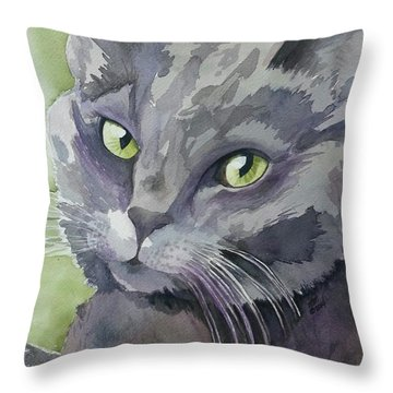Girlfriend Throw Pillow