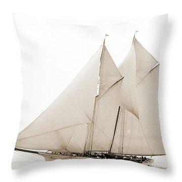 Gitana Throw Pillows