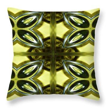 Glass Art 01 Throw Pillow by Ester  Rogers