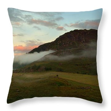 Glen Strathfarrar Throw Pillow