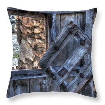 Glimpses Of Times Past Throw Pillow by Heiko Koehrer-Wagner