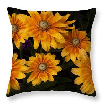 Gloriosa Throw Pillow