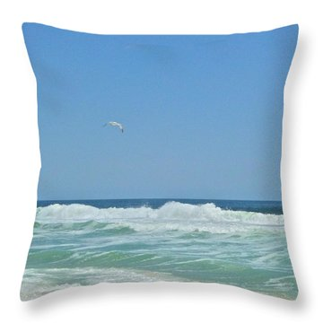 Glorious May 4 Throw Pillow