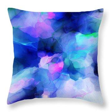 Glory Morning Throw Pillow
